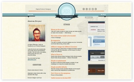 20 Best Responsive Web Design Examples of 2012 | Social Driver ® | Get with the future. | Stylish Web | Scoop.it