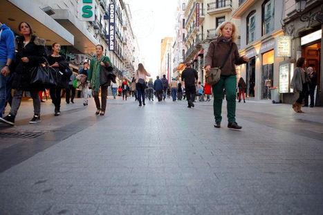El Portal del Ángel (Barcelona) y Preciados (Madrid), las calles comerciales más caras de España | Turismo malaga | Scoop.it