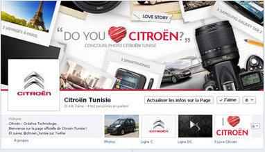 Citroën Tunisie accélère sa stratégie digitale - investir-en-tunisie.INFO | Stratégie digitale | Scoop.it