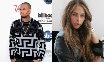 Chris Brown Dating Chloe Green | Celebrity News & Style for Black ... | Does black women can date a white man for serious realtinship or marrige? | Scoop.it
