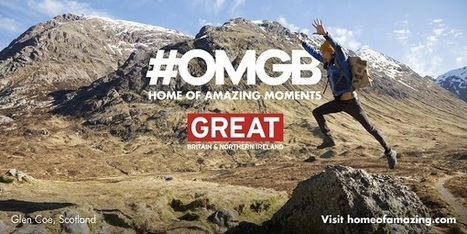 Tourism campaign launches to get Brits to 'holiday at home   A Fresh Look at the Latest UK Marketing News   Scoop.it