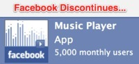 Facebook Deletes Its Own Official Music Player - hypebot | Music business | Scoop.it
