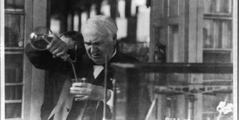 How Using Analogies Helped Thomas Edison Come Up With Breakthrough Ideas | Cultivating Creativity | Scoop.it