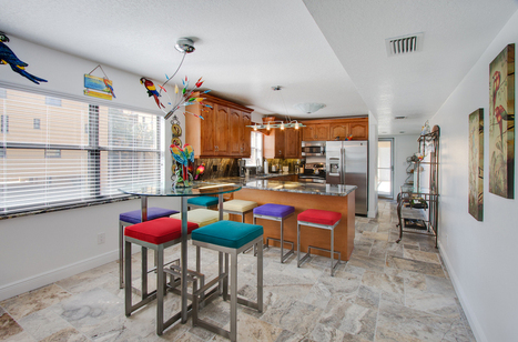 How to Keep Your Travertine Tiles and Countertops Clean and Lovely | Travertine | Scoop.it