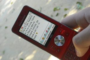 Teens receive 114 text messages daily: Survey | Times of India | CALS in the News | Scoop.it