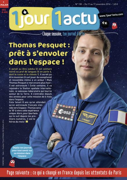 1jour1actu 130 - 11-17 novembre 2016 | PRESSE au CDI : c'est le Bouquet ! Collège Le Verger | Scoop.it
