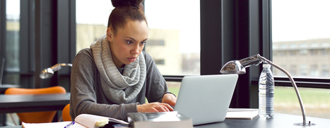 Dispelling myths about the online college student | Edumorfosis.it | Scoop.it
