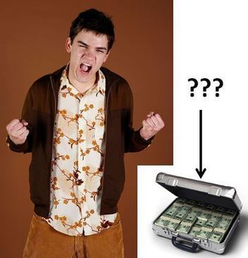 ESL Creative Writing Prompt: Lost Suitcase of Money - English Tonight | Lesson Plans | Scoop.it
