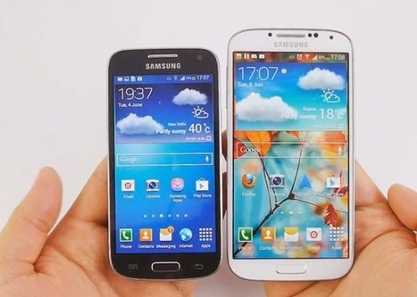 Samsung Galaxy S4 Mini avis |Meilleures applications android | titandroid | Scoop.it