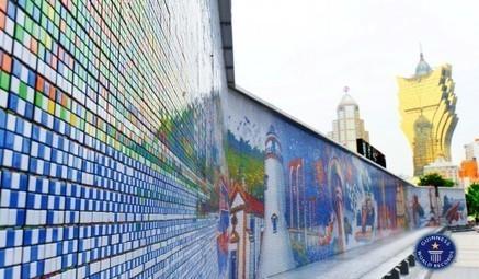 Rubik's Cube RGB Wall is Astounding | Projectionfreak | Scoop.it