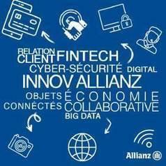 Allianz France crée le fonds de capital innovation InnovAllianz | Stratégie Digitale Assurance | Scoop.it