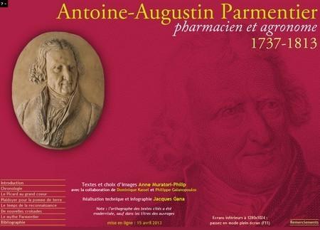 Exposition virtuelle Antoine-Augustin Parmentier (1737-1813) - BIU Santé, Paris | Expositions à portée de clic | Scoop.it