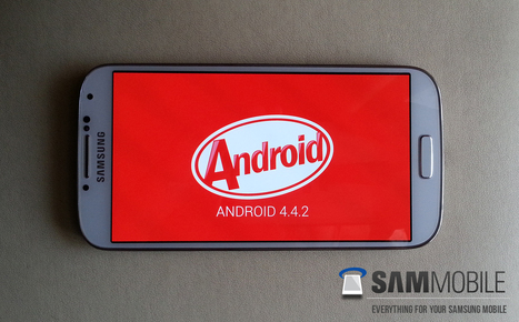 Exclusive: I9505XXUFNA1 – Leaked Android 4.4.2 KitKat Test Firmware for Galaxy S4 (GT-I9505) | Technology-and-Gaming | Scoop.it
