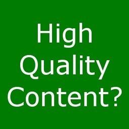 Come riconoscere i contenuti di qualità?   Content curation   Scoop.it