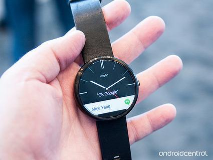 Android Wear : Le business des montres moches   Un Android peut être humain   Scoop.it