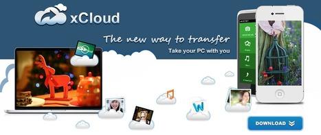 xCloud crea tu disco duro en la nube, ilimitado y gratuito « El Android Libre | Educacion, ecologia y TIC | Scoop.it