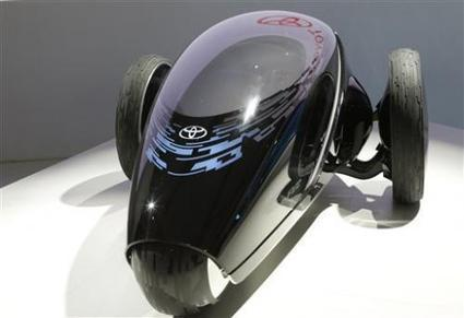 Hydrogen cars could be headed to showroom near you | Sustain Our Earth | Scoop.it