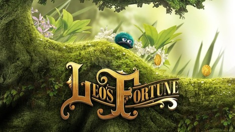 Leo's Fortune para Android e iOS, Una obra de arte en forma de juego - Soft For Mobiles | Aplicaciones y Juegos Android e iPhone | Scoop.it