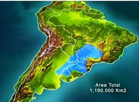 Agua en el suelo Argentino | El Agua | Scoop.it