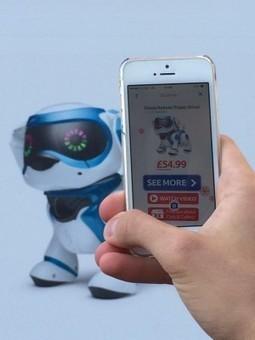 Royaume-Uni : Tesco déploie des vitrines de Noël interactives - Ooh-tv   Commerçant & Tech   Scoop.it