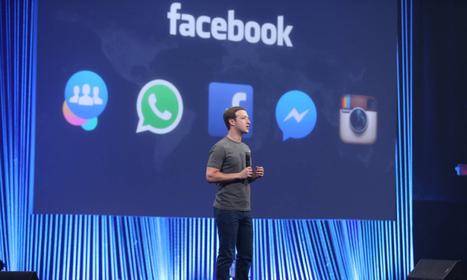 Comment Facebook veut monétiser Messenger et WhatsApp | Actualité des médias sociaux | Scoop.it