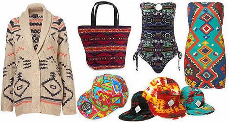 La tendance imprimés Navajo à la mode pour cet été   Hecho en México   Scoop.it