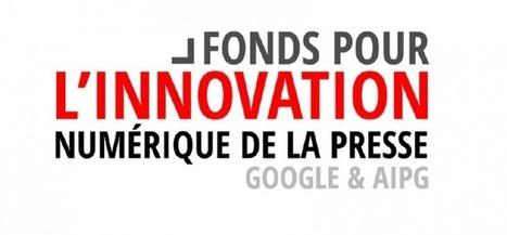 Fonds Google pour la presse : 16,1 millions € alloués en 2014 | News journalisme | Scoop.it