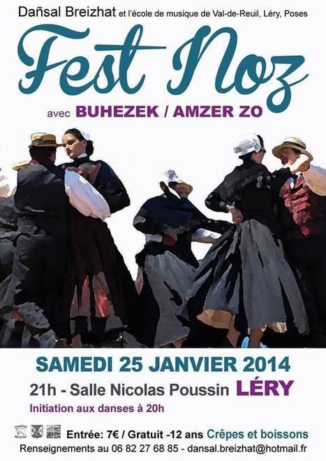 Fest - Noz  à  LERY - Le blog de Administrateur   Dans la CASE & Alentours   Scoop.it