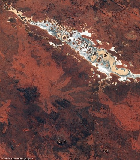 Mesmerising Satellite Images Go On Display At New Exhibition | Everything from Social Media to F1 to Photography to Anything Interesting | Scoop.it