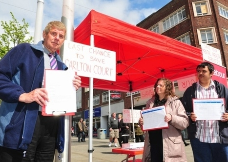 People in Lowestoft urged to sign up to campaign against mental health beds cuts in Waveney and Great Yarmouth | Mental Health | Scoop.it