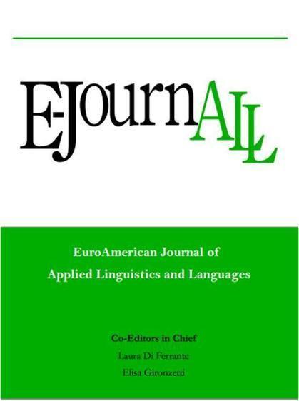 E-JournALL | EuroAmerican Journal of Applied Linguistics and Languages | ADQUISICIÓN DE SEGUNDAS LENGUAS-SECOND LANGUAGE ADQUISITION | Scoop.it