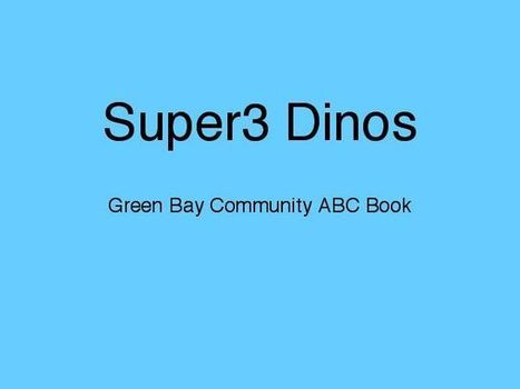 Super3 Dinosaurs - Big6 | Learning to be Fluent in Digital Information | Scoop.it