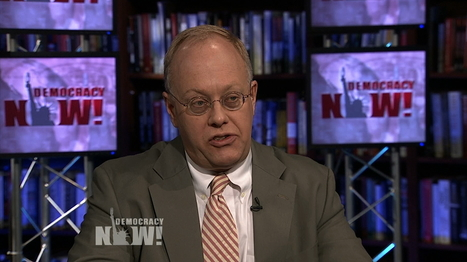 "Journalist, Plaintiff Chris Hedges Hails ""Monumental"" Ruling Blocking NDAA Indefinite Detention 