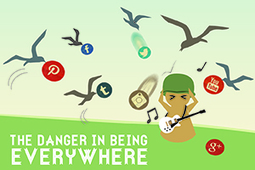 "Social Media & Musicians: The Danger in ""Being Everywhere"" 