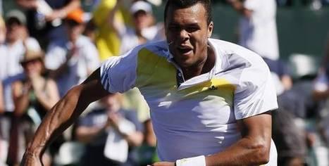 Tennis - ATP - Indian Wells : Tsonga passe en force - L'Equipe.fr | Tennis , actualites et buzz avec fasto-sport.com | Scoop.it