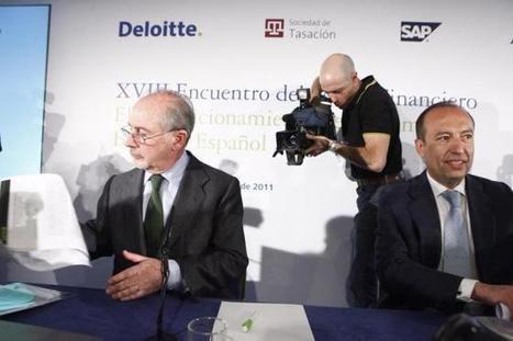 El auditor apunta a Rato como responsable del 'caso Bankia'   Utopías y dificultades.   Scoop.it