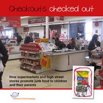 Basta con il cibo spazzatura alle casse dei supermercati | Punto vendita | Scoop.it