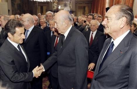 Ce que coûtent les anciens chefs d'Etat à la République | Les Français parlent aux Français... | Scoop.it