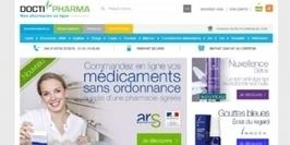 Doctipharma,la plateforme ecommerce de Doctissimo,a obtenu l'agrément pour vendre 3000 médicaments sans ordonnance   Marketing digital des laboratoires pharmaceutiques   Scoop.it