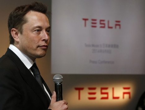 Elon Musk: Fully autonomous cars with 1,000km electric range are coming in 2017 | cross pond high tech | Scoop.it