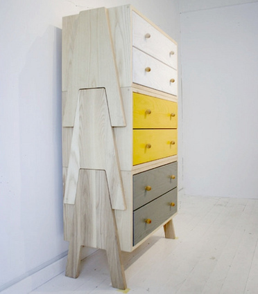Stackable Dresser | What Surrounds You | Scoop.it