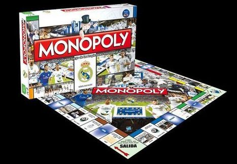 Un Monopoly version Real Madrid | Sponsoring Sportif | Scoop.it