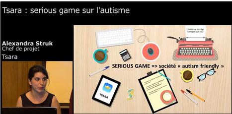 #TSARA est un serious game permettant l'appropriation des bonnes pratiques en matière d'autisme | Digital games for autistic children. Ressources numériques autisme | Scoop.it