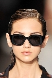 Wet Look Hairstyles Trend | kapsel trends | Scoop.it