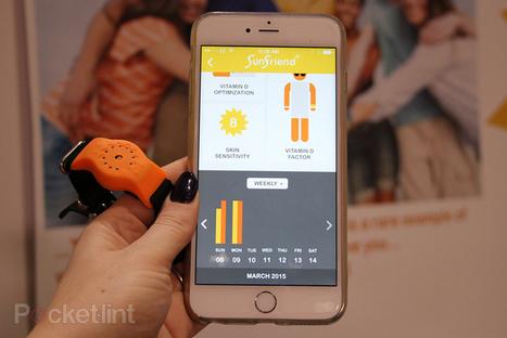 SunFriend - Un bracelet connecté contre les coups de soleil   Hightech, domotique, robotique et objets connectés sur le Net   Scoop.it