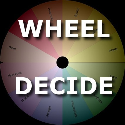 Wheel Decide | BHS Ed Tech | Scoop.it