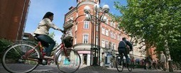 Swedish Cities Close to Building a Bicycle Superhighway | green streets | Scoop.it