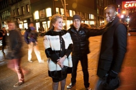 Les Inrocks - A New York, le cinéma français fait son festival | marketing,media,cinema,innovation | Scoop.it