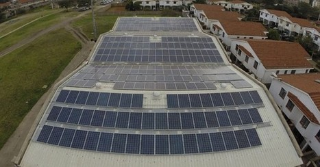 Strathmore shines the light with solar power | Capital Campus | Kenya School Report - 21st Century Learning and Teaching | Scoop.it