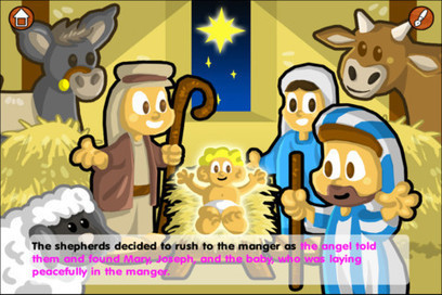 App Shopper: The Birth of Jesus - Bible for Kids (Education) | Bible Technology | Scoop.it